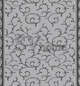 Безворсовая ковровая дорожка Sisal 14 , LIGHT GREY - высокое качество по лучшей цене в Украине.