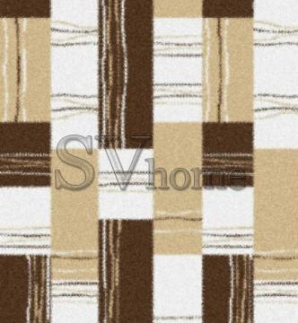 Высоковорсная ковровая дорожка First Shaggy 4009 , GOLDEN - высокое качество по лучшей цене в Украине.
